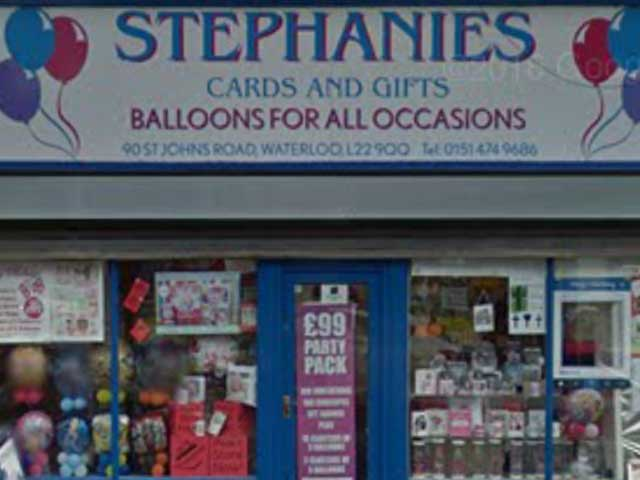 Personalised Cards and Gifts from Stephanie's