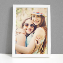 Personalised Photo Frame - Just One Photo - Large Frame
