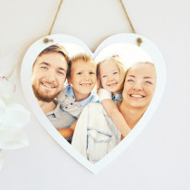 Just Photo - Hanging Heart