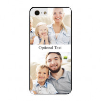 Just 2 Photos With Optional Text  - iPhone 6 Case