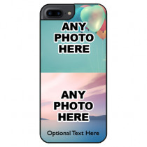 Personalised Photo Phone Case - iPhone 7/8 Plus Two Photos