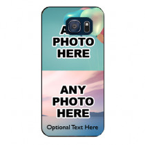 Personalised Photo Phone Case - Samsung S6 Two Photos