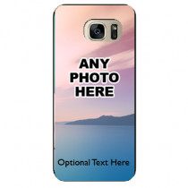Personalised Photo Phone Case - Samsung S7 One Photo