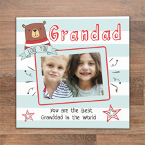 Granddad - Luxury Greeting Card