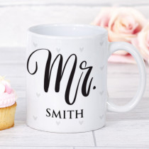 Personalised Mr Mug