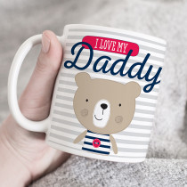 Fathers Day Personalised Mug