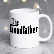 Personalised The Goodfather (Godfather Spoof) Mug