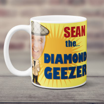 Personalised Only Fools and Horses Spoof Photo Mug