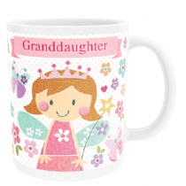 Personalised Sweet Dreams Fairy (Granddaughter) - Mug