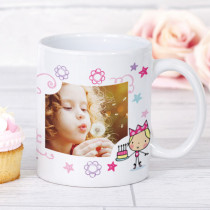 Personalised World's Greatest Cake Photo Mug