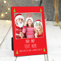 Christmas Bright General Photo Upload- Photo Frame