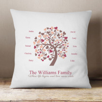 Family Tree - Cushion