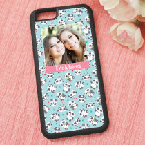 Cute Panda Pattern - iPhone 6 Case