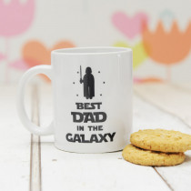 Dad In The Galaxy - Ceramic Mug