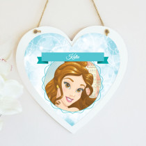 Disney Princess Belle - Hanging Heart