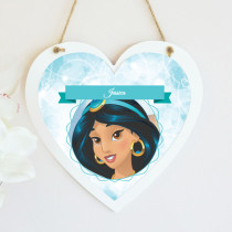 Disney Princess Jasmine - Hanging Heart