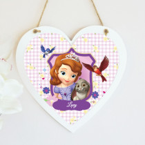 Disney Junior Sofia The First - Hanging Heart
