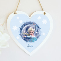 Disney Frozen Elsa - Hanging Heart