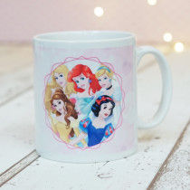 Disney Princesses - Ceramic Mug