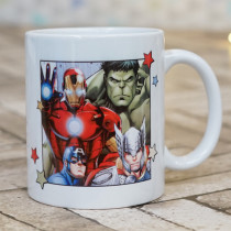 Disney Avengers Group - Ceramic Mug