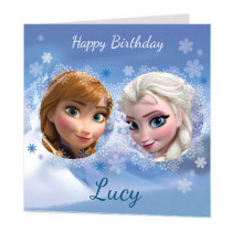 Disney Frozen Elsa - Luxury Greeting Card