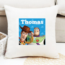 Disney Pixar Toy Story Buzz And Woody - Cushion
