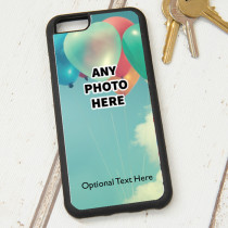 Easy Photo Upload - 1 Photo and Optional Text - iPhone 6 Case