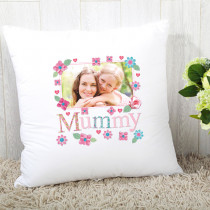 Personalised Fabrique Mummy Photo Cushion