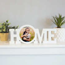 Personalised Home Word Block