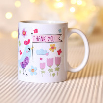Itsy Bitsy Birdy (Thank You) - Mug