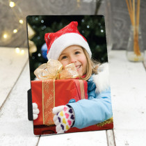 Christmas Just Photo Portrait- Photo Frame