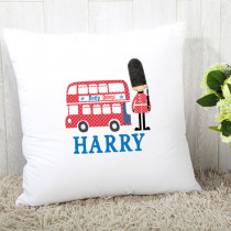 London Bus - Cushion