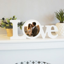Personalised Photo Love Block