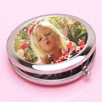 Photo Upload - Compact Mirror
