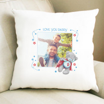 Super Dad Ted - Personalised Cushion