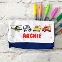 Personalised Boys Pencil Case