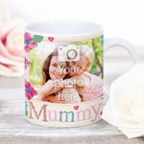 Personalised Fabrique Mummy Photo Mug