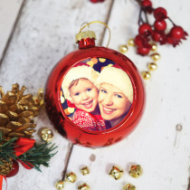 Just Photo - Christmas Bauble