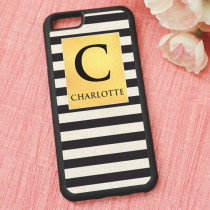 Monochrome Letter Non Photo - iPhone 6 Case
