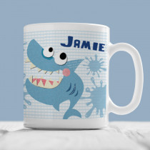 Personalised Shark Mug