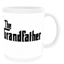 Personalised The Grandfather (Godfather Spoof) - Mug