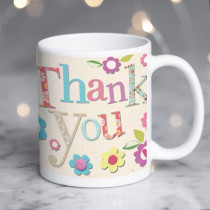 Personalised Thank You Fabrique - Mug