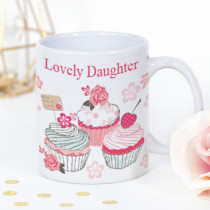 Personalised Blush Boutique Cakes Mug