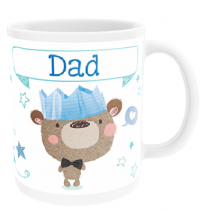 Personalised Dad Bobbin Valley Cute - Mug