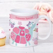 Personalised Sweet Dreams Turtle Mug