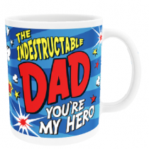 Personalised Dad Comic Book - Mug