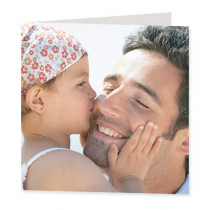 Simply Just Photo - Luxury Greeting Card