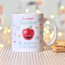 Apple for Teacher - Mug
