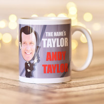 Personalised Bond 007 Spoof Photo Mug