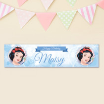 Personalised Disney Princess Snow White - Personalised Banner
